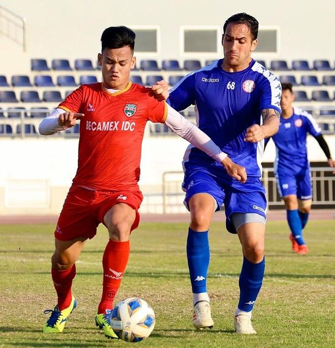 Cong Phuong ganh hang cong cua CLB TP.HCM o AFC Cup hinh anh 1 matias_clb_tphcm.jpg