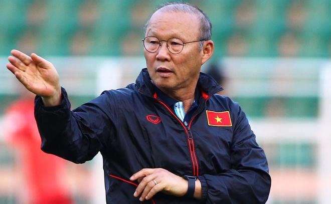 HLV Park Hang-seo: 'Tôi không lăng mạ trọng tài' - Bóng đá Việt Nam