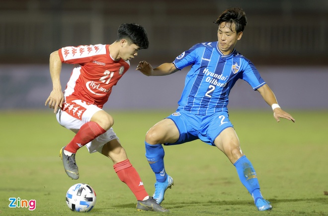 CLB TP.HCM xin hoan tran dau AFC Cup o Singapore hinh anh 1 congphuong_4_zing.jpg