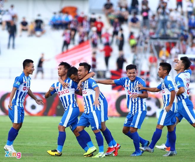 Nc247info tổng hợp: CLB Bà Rịa - Vũng Tàu có thể thăng hạng V.League sớm