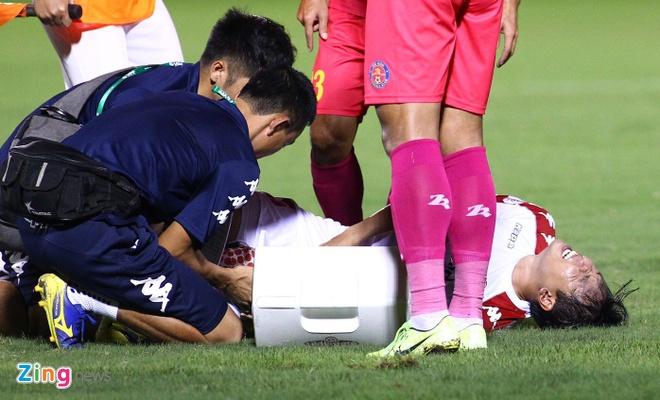 Nc247info tổng hợp: Cựu tuyển thủ U20 Hàn Quốc chia tay V.League vì chấn thương