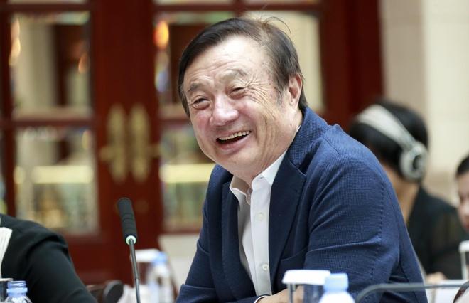 CEO Huawei: 'Sẽ có cuộc chiến mới với Mỹ' - Ảnh 1