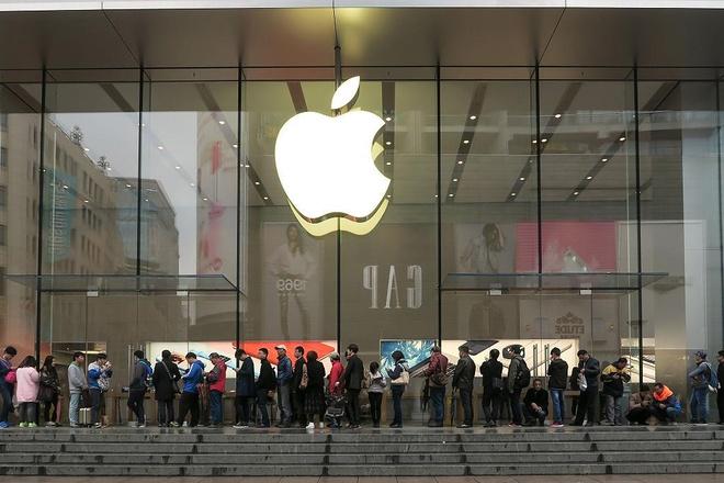 Apple va Foxconn bi to vi pham luat lao dong Trung Quoc hinh anh 1