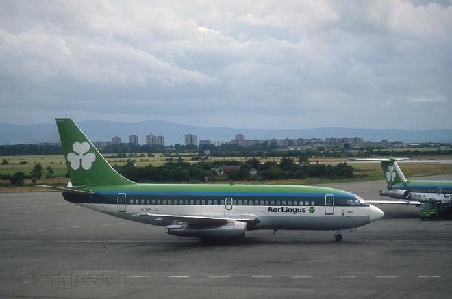 Những máy bay già cỗi nhất vẫn đang được các hãng sử dụng