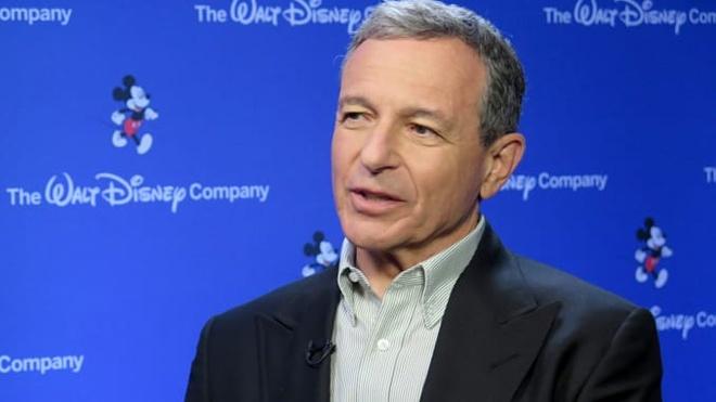 'Chuot' va 'Tao' thanh doi thu, CEO Disney roi Apple hinh anh 1