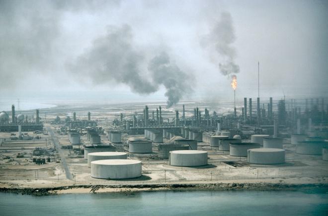 Giá tăng, 62 triệu thùng dầu vô giá trị thành mỏ vàng