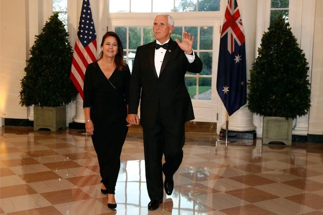 Co gi trong quoc yen don Thu tuong Australia cua Tong thong Trump? hinh anh 4