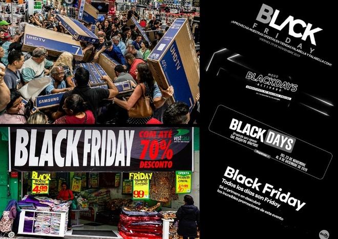 Black Friday bung no tai cac cua hang tren khap the gioi hinh anh 6