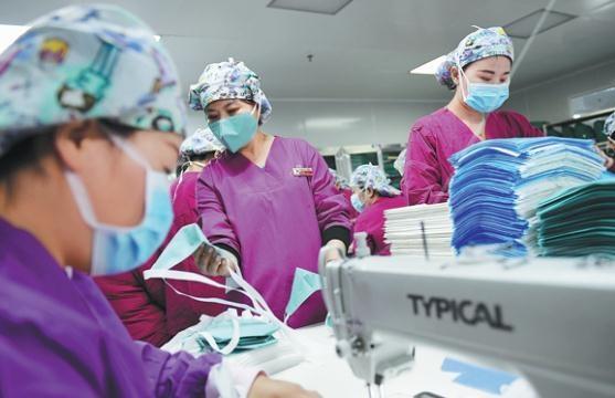 Doanh nghiep Trung Quoc van i ach vi virus corona du hoat dong lai hinh anh 1 Xinhua.jpg