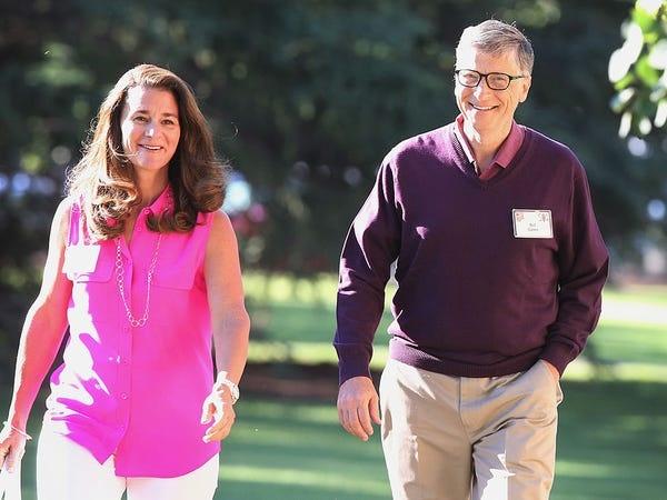 Thoi quen cua Bill Gates anh 1
