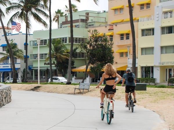 Bai bien Miami anh 7