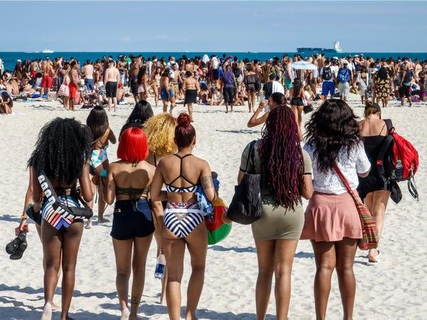 Bai bien Miami anh 10