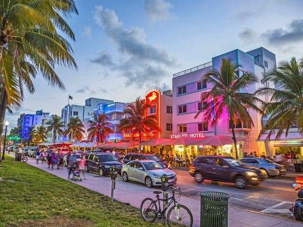 Bai bien Miami anh 2