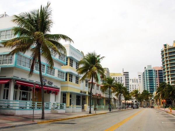 Bai bien Miami anh 3
