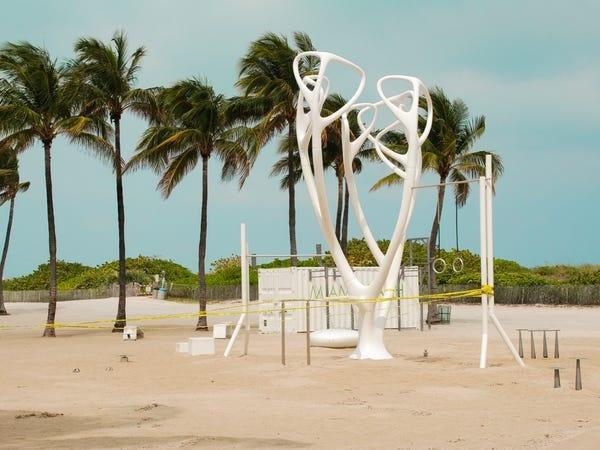 Bai bien Miami anh 6