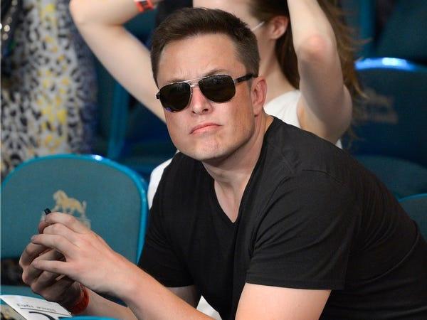 Elon Musk bi chi trich anh 1