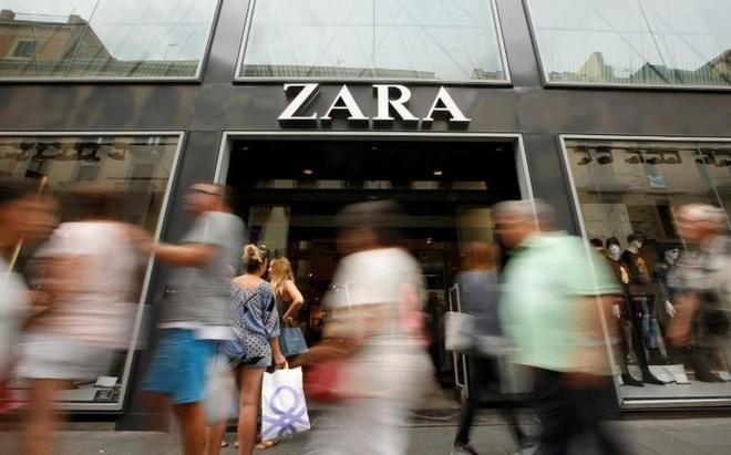 Ong chu Zara anh 1