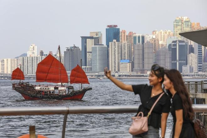 Nganh du lich Hong Kong anh 3