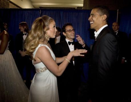Cuu tong thong Barack Obama viet thu tay chuc mung Jennifer Lopez dinh hon anh 2