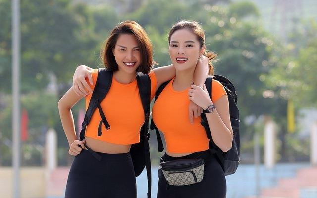 Minh Triệu được khen ngợi, H'Hen Niê bỏ cuộc ở Cuộc đua kỳ thú