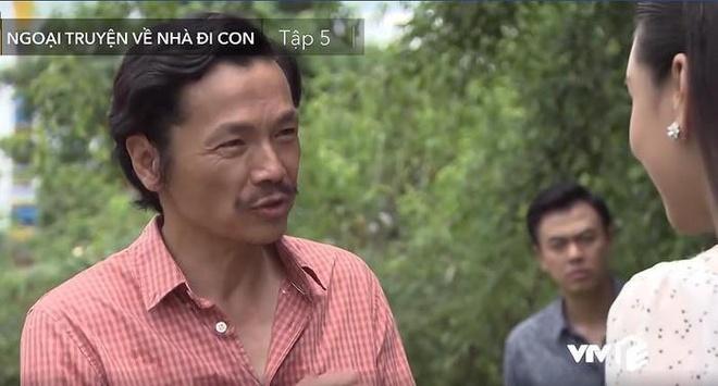 'Ve nha di con' ngoai truyen: Quoc cau hon Hue, ong Son tra dua Trang hinh anh