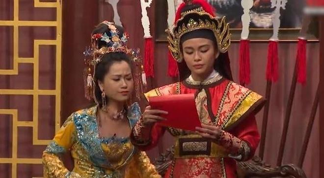 Lam Vi Da to Tran Thanh, Truong Giang an chuc dam cuoi hinh anh