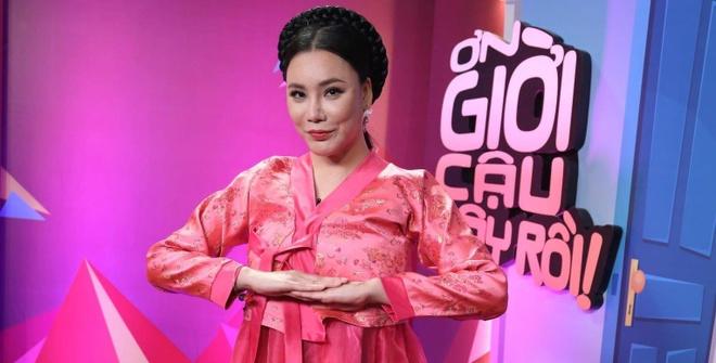 Ho Quynh Huong la nguoi tinh cu cua Truong Giang trong On gioi hinh anh
