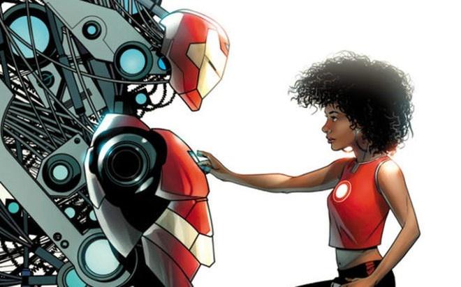 Iron man tro lai anh 1