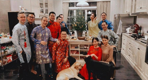 Tang Thanh Ha don Tet anh 6