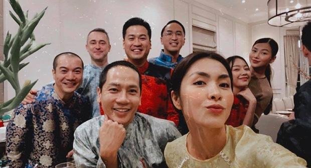 Tang Thanh Ha don Tet anh 2