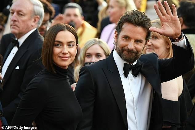 Bradley Cooper Irina Shayk anh 1