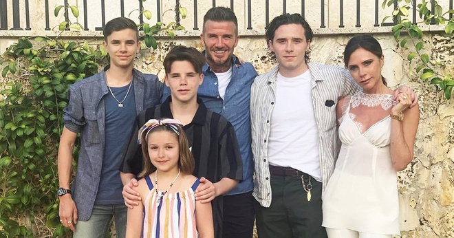 David Beckham ke ngay dau xin so dien thoai cua Victoria hinh anh 3 23.jpg