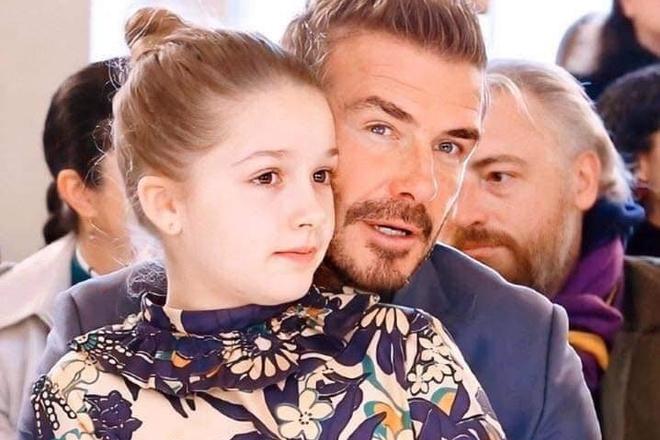 Harper Beckham khoe nang khieu hoi hoa hinh anh 3 1.jpg