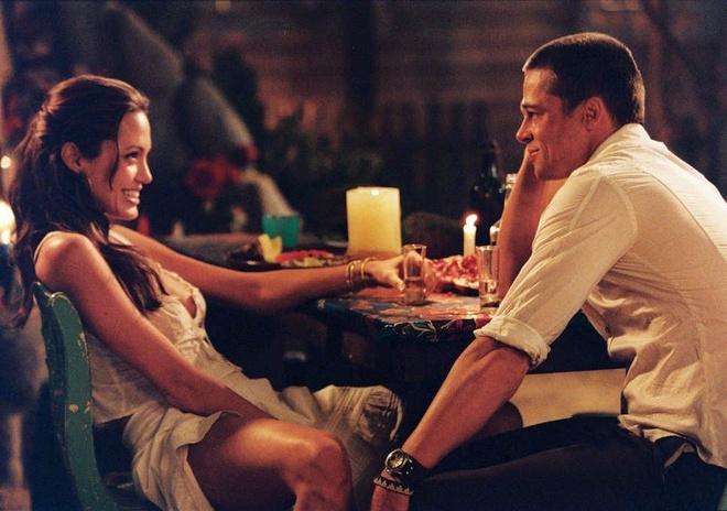 Angelina Jolie khong mac noi y de quyen ru Brad Pitt khi dong chung hinh anh 1 32.jpg