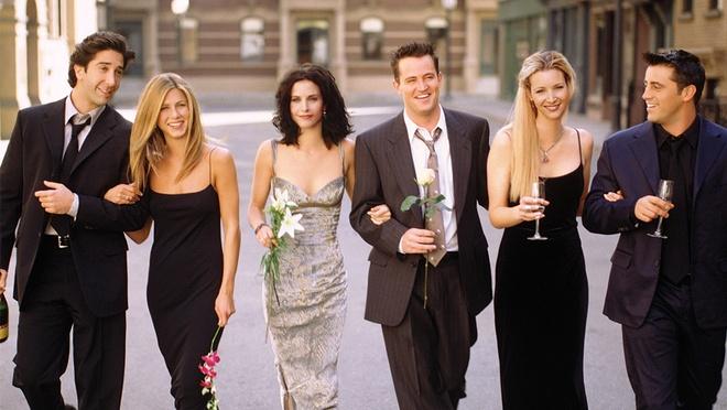Dan dien vien loat sitcom noi tieng 'Friends' sau 26 nam hinh anh 1 10.jpg