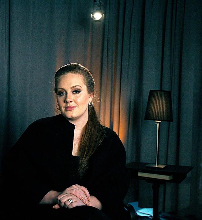 Adele - 'hoa mi' giam can vi do vo tinh yeu hinh anh 12 55.jpg