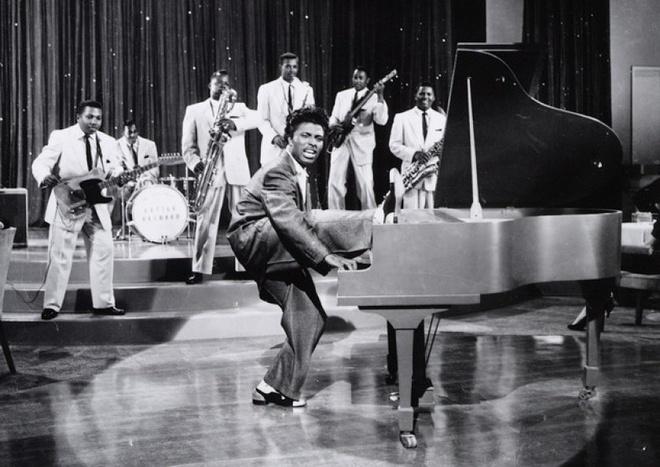 Huyen thoai nhac rock Little Richard qua doi vi ung thu xuong hinh anh 2 5.jpeg