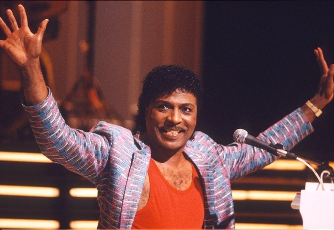 Huyen thoai nhac rock Little Richard qua doi vi ung thu xuong hinh anh 1 6.jpg