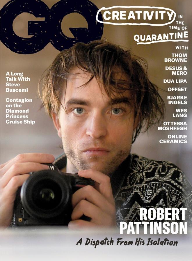 Robert Pattinson twilight anh 1