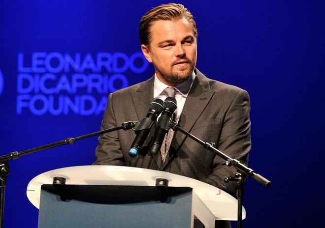 Leonardo DiCaprio ung ho Black Lives Matter anh 1