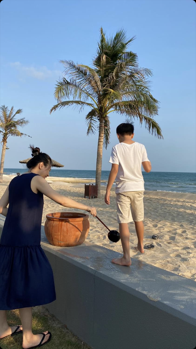 sao viet khoe anh gia dinh anh 2