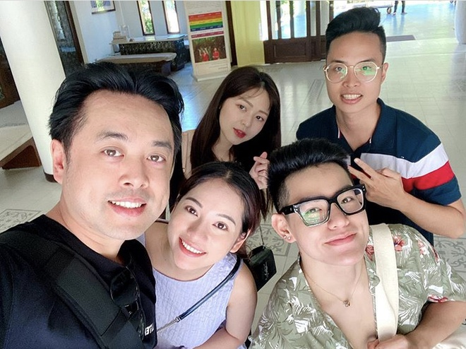 sao viet khoe anh gia dinh anh 10