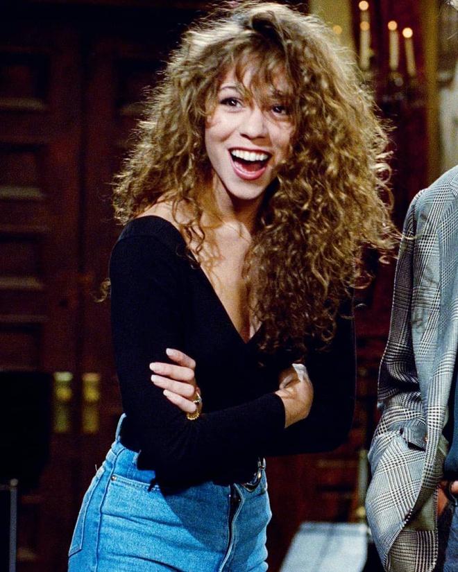 hoi ky Mariah Carey anh 1