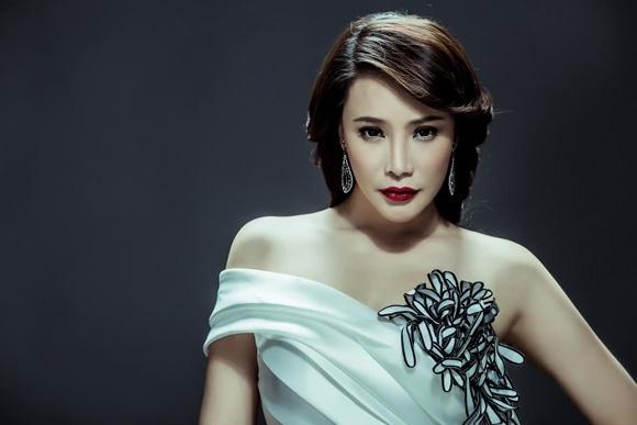 Ho Quynh Huong: 'Loki Bao Long co to chat ngoi sao' hinh anh