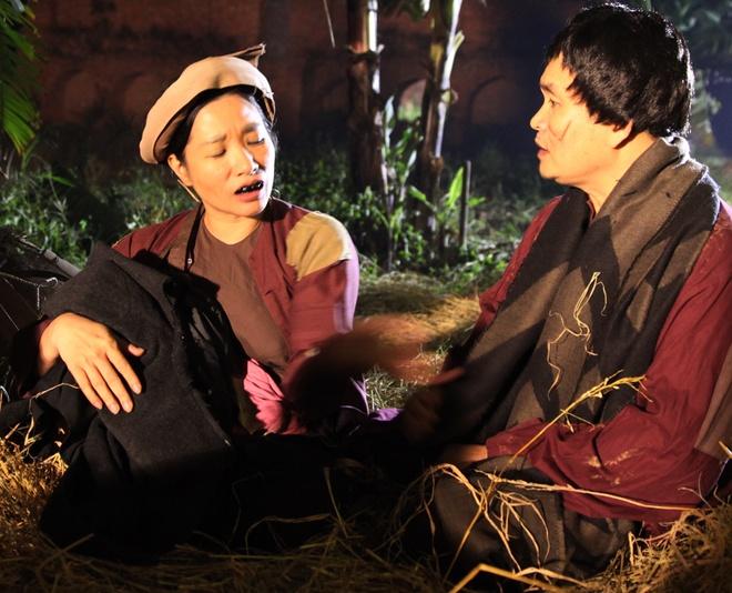 Xuan Hinh dong canh nong cung Thanh Thanh Hien hinh anh