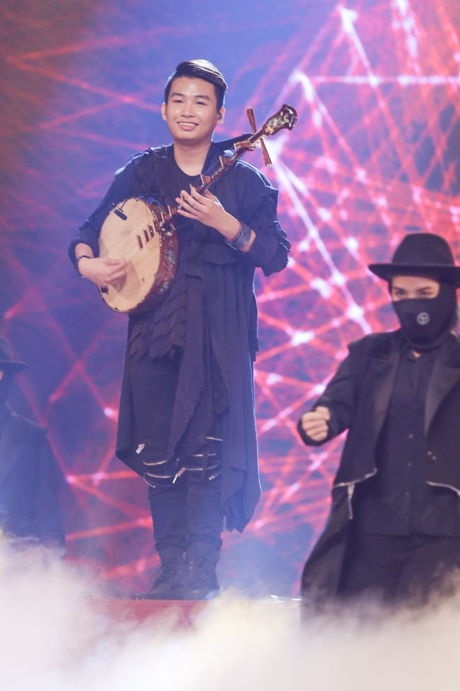 Than dong danh trong 9 tuoi dang quang Vietnam's Got Talent hinh anh 12