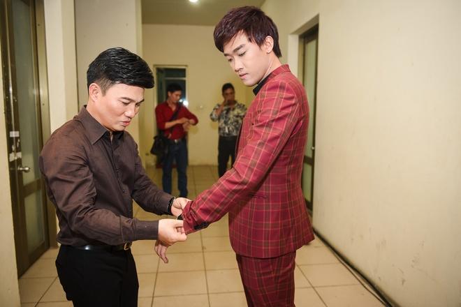 Trung Quang dang quang quan quan Than tuong bolero hinh anh 7