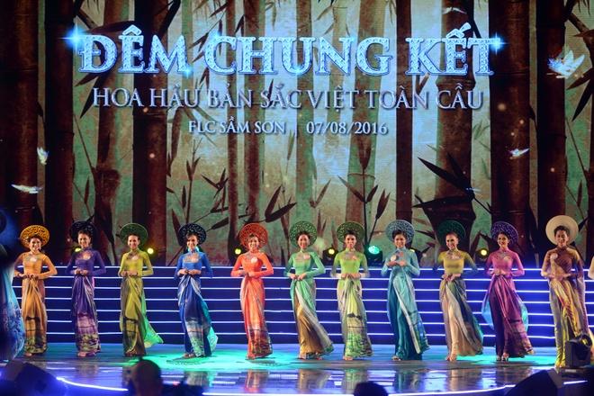 Tran Thu Ngan dang quang Hoa hau Ban sac Viet hinh anh 5
