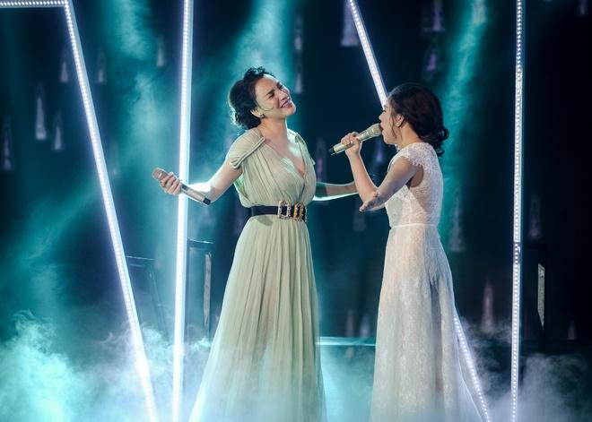 Chung ket cuoc thi X Factor anh 14