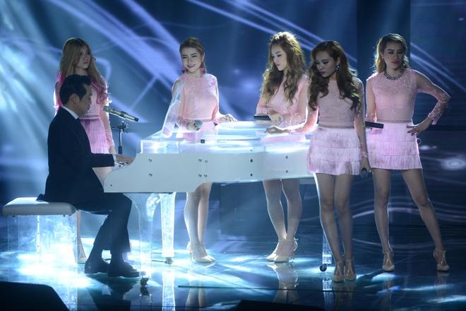 Chung ket cuoc thi X Factor anh 13